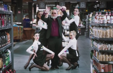 This bonkers German supermarket ad is NOT what you'd get from Dunnes…