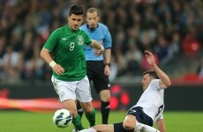 England set for friendly in Dublin next year