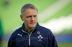 Ireland move up one place in IRB world rankings despite Twickenham defeat