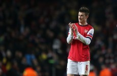 Laurent Koscielny is spending £600,000 on a flailing accordion factory