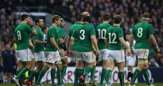 Who would you pick to play for Ireland against Italy this week?