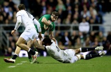 "Fergus McFadden: ""I think I'm good enough to start for Ireland"""