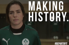 VIDEO: Ireland Women call for support ahead of history-maker against Italy