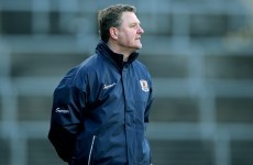 Mulholland given full backing by Galway football bosses