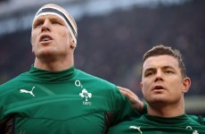 Paul O'Connell admits he may hug Brian O'Driscoll a little tighter before final home game