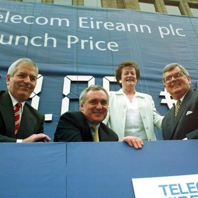 Hundreds of Eircom investors complain over share repayment