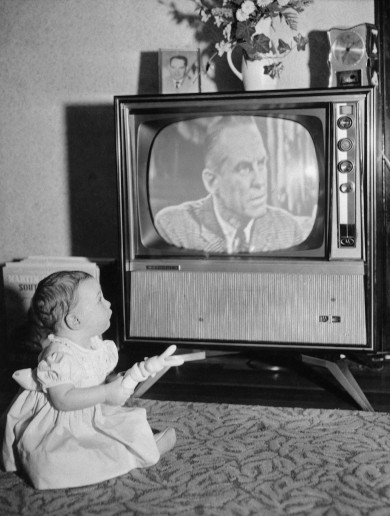 The Burning Question*: How should television be watched?