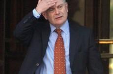 Brendan Howlin says Ireland 'will seek to reschedule EU/IMF loans'