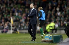 Ireland drop to 68th in the FIFA world rankings