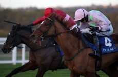 POLL: Who do you think will win today's World Hurdle at Cheltenham?