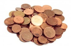 Is this the end of one and two cent coins?
