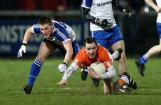 NFL Saturday: Monaghan make light work of Armagh, Meath edge Laois