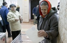 Will Crimea break away from Ukraine for Russia? The people decide today
