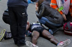 Mo Farah plays down health concerns after collapsing at New York City Half Marathon