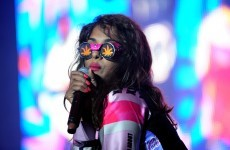 MIA's middle-finger gesture at the 2012 Super Bowl could cost her $16.6million