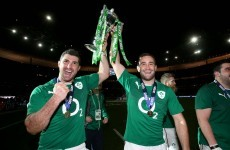 'Christ, here we go again': Rob Kearney on the nervous TMO wait in Paris