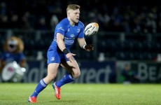 Madigan and McFadden return to Leinster XV to face Zebre