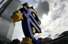Bank borrowing from ECB at lowest level since guarantee
