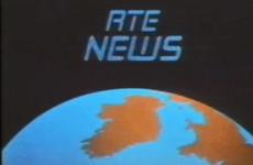 Amazingly nostalgic RTÉ news intros throughout the years