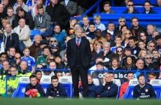 Arsene Wenger takes blame for 'one of worst days'