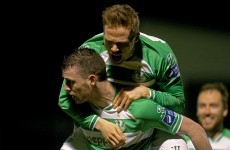 Marauding Madden is our Dani Alves, says Shamrock Rovers boss Croly