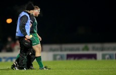 Connacht prop Brett Wilkinson forced to retire after 'serious neck injury'
