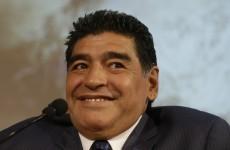 World Cup hopefuls Germany could wilt in Brazilian heat, warns Diego Maradona