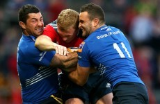 Shane Byrne: 'Munster will be bloody hard to beat but I'm going with Leinster'