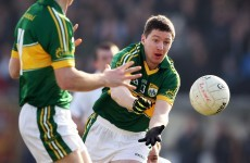 Lyne and O'Leary drafted in to Kerry football team to face Westmeath
