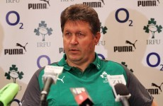 Former Ireland coach Gert Smal takes control of Western Province