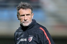 Munster's army will be in the stands – Toulouse coach Guy Novès