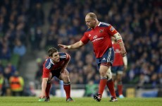 Botha heads into scrum battle with Toulouse confident in Munster's power