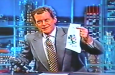 Letterman's top 10 Irish expressions for sex are outrageous