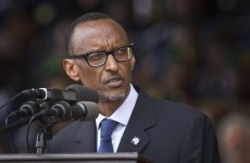 Rwandan president accuses France of role in the genocide