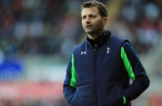 Sherwood coy over Spurs' future as speculation mounts