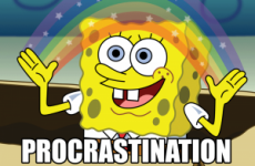 13 signs you're definitely procrastinating right now