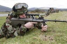 Planning on applying to the Defence Forces? Better get moving…