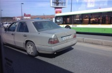 1994 Wexford car spotted in Moscow… today