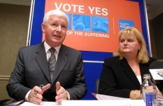 Angela Kerins and Frank Flannery tell PAC: Sorry, we won't be turning up tomorrow
