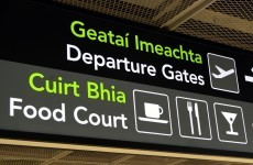 €30k seized from Irish man as he attempted to fly from Dublin Airport