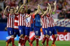 Atletico Madrid get the better of Barca to make first semi-final in 40 years