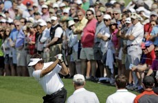 Mickelson G-Mac and Sergio Garcia amongst big names to miss the cut at the Masters