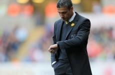 Martin Keown: Chris Hughton sacking poorly timed