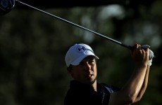 Spieth, Watson share lead after Masters third round, McIlroy hopes fading