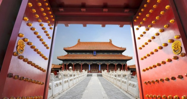 Pics: Take a trip to Beijing's Forbidden City – before it starts limiting visitors