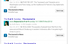 Google chooses TheJournal.ie app for global trial