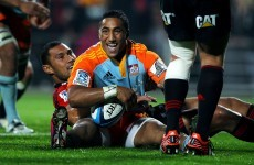New Connacht signing Bundee Aki is forthright in targeting Irish caps