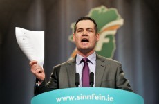 Fine Gael and Labour are 'austerity junkies' failing to attract investment – Pearse Doherty