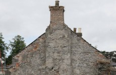 Houses to be knocked – because they're not medieval