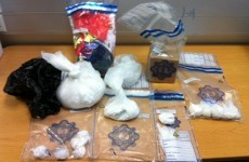 Cocaine and tablets seized from man in north Dublin